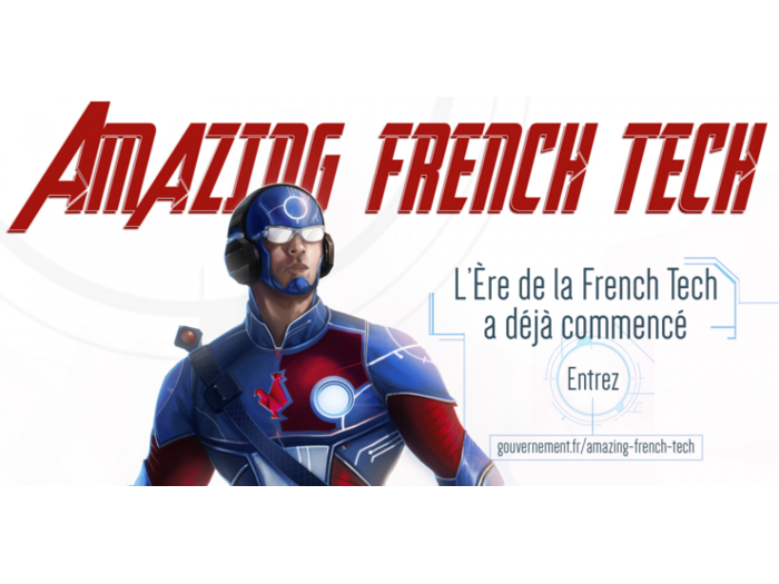 Amazing French Tech : trois startups d'Incuballiance citées :  Catopsys, Novitact, Wandercraf!