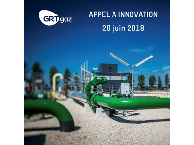 GRTgaz: Call for innovation – Energy transition and business digitalization