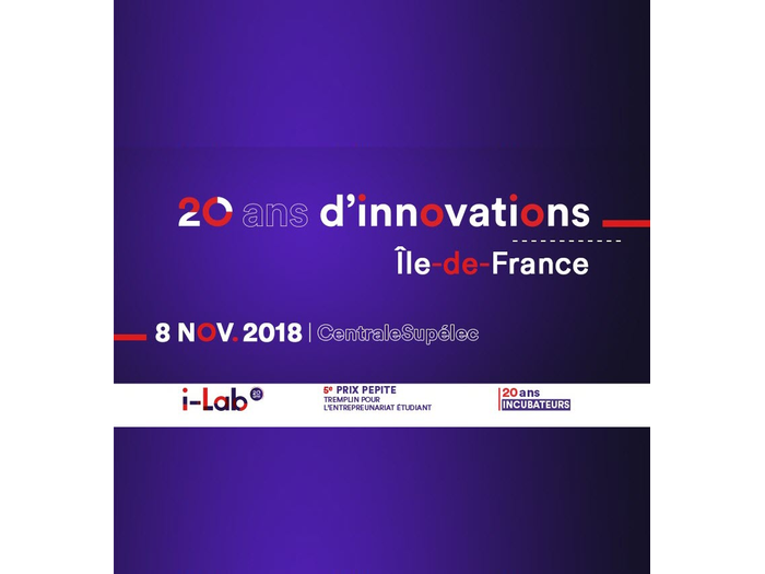 Save the Date! 20 years of Paris Region innovation