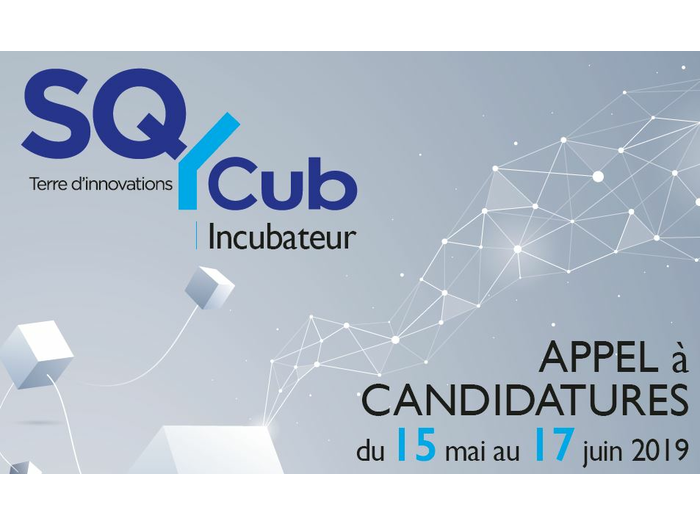 SQY Cub: Call for candidates from May 15 to 17, 2019