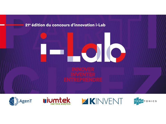 Four start-ups from IncubAlliance win the i-Lab 2019 competition