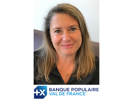 Banque Populaire Val de France: partner of IncubAlliance and sponsor of the Incubcelebration