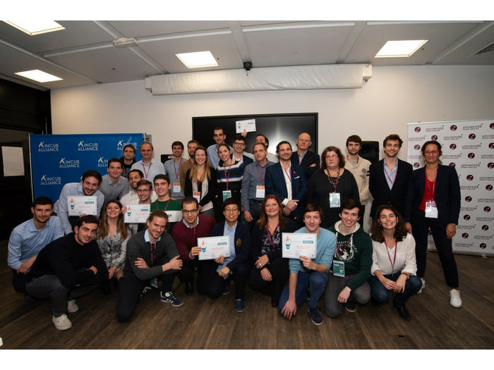 Startup Challenge: A look back at the event, organized by the Université Paris-Saclay and Start in Saclay. The final hosted by IncubAlliance