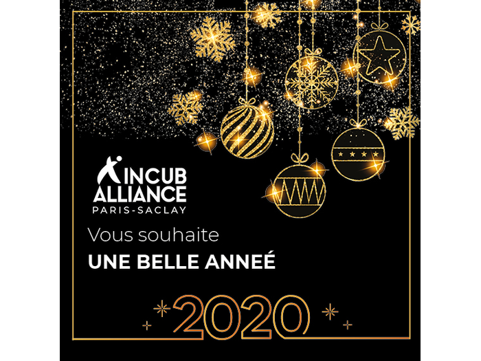 IncubAlliance wishes you a happy new year 2020!